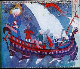 Painters of Sultan Murad III [Public domain]
